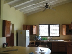 Zion Mission House  kitchen and breakfast room